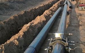 子洲县城区供水管网改造项目