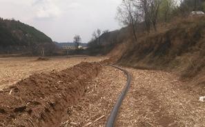 洛川高标准农田项目