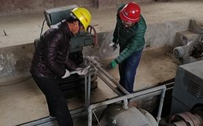 蒲城县抽洛灌区泵站更新改造工程
