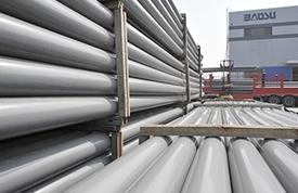 PVC管材厂家解说挤出温度设定要求