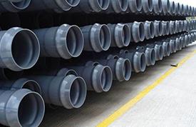 陕西PVC管材与金属管相比有什么优越性