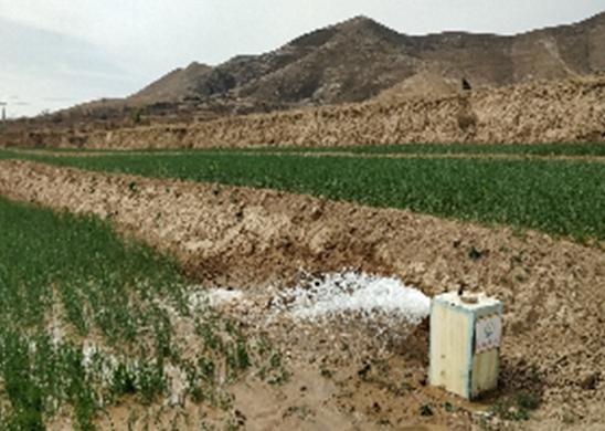 蒲城县尧山金银花产业扶贫示范园节水灌溉配套设施项目